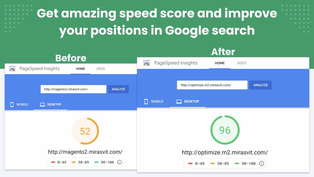 Alt = Google PageSpeed Optimizer enhances site speed