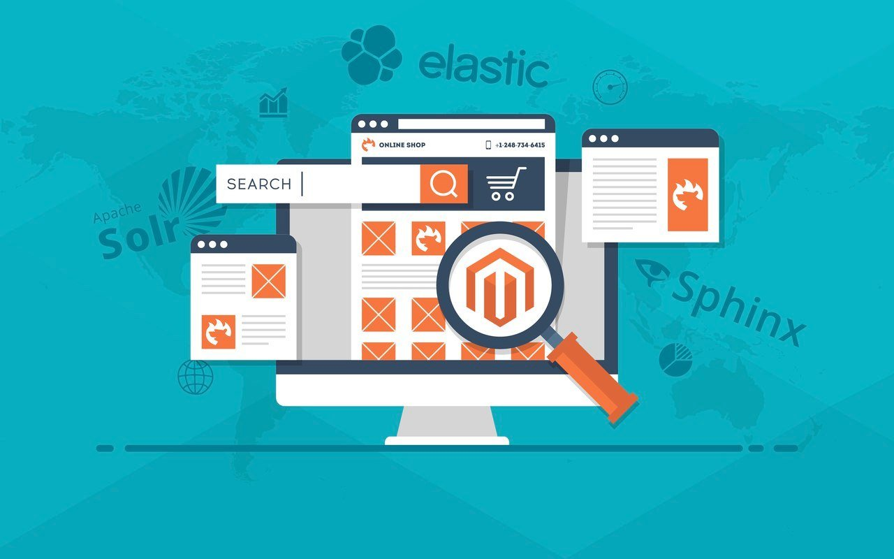Sphinx Search for magento