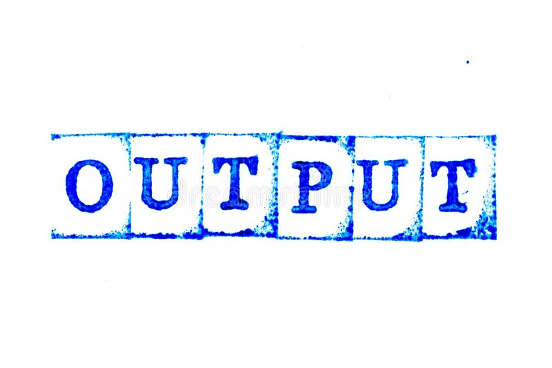 search output